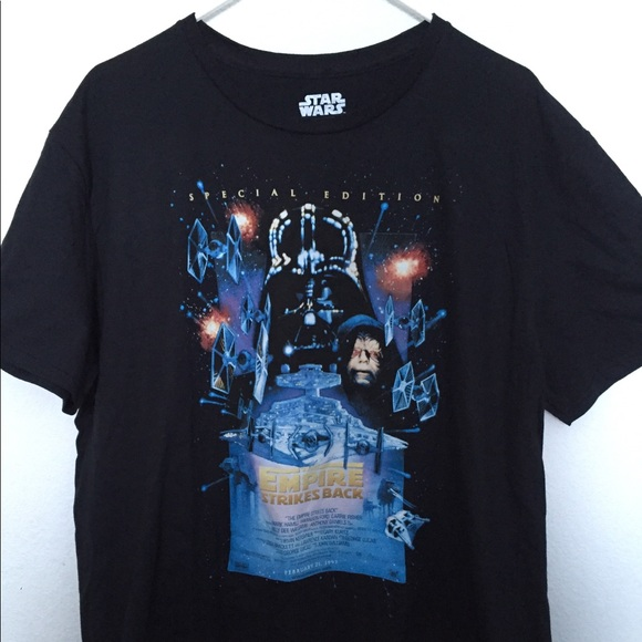 "5cf39f09 STAR WARS ""EMPIRE STRIKES BACK"" S EDITION T-SHIRT"